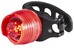 RFR Diamond HPQ Fietsverlichting red LED rood